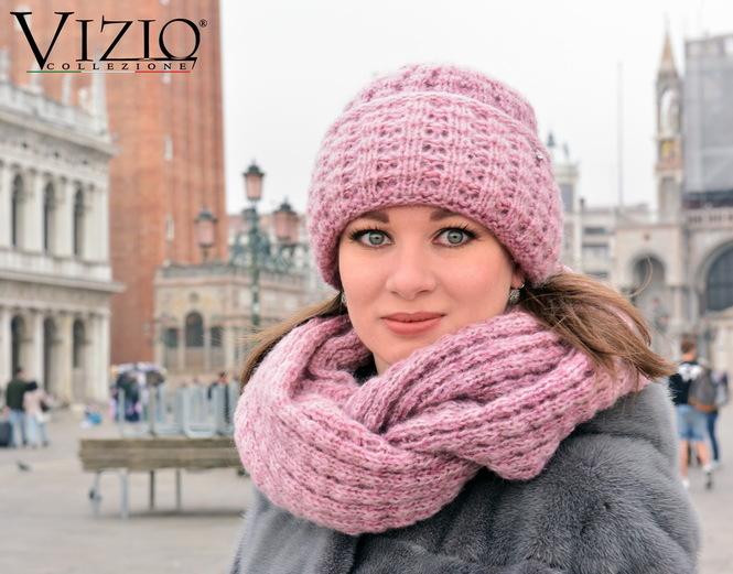 Новые женские шапки , вязаные береты, шарфы, и шляпы в ...